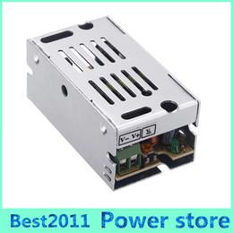 2019 12w светодиодный драйвер DC12V 1A 12W импульсный трансформатор питания для 5050 3528 LED полосы света ЖК-монитор CCTV дешево 12w светодиодный драйвер