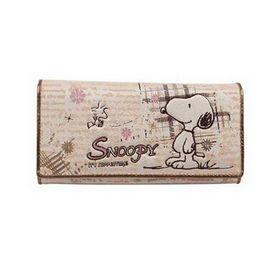 Wholesale Snoopy Wallets - Women's 2013 long design PU wallet fashion snoopy wallet women's long cartoon wallet mujer bolso carteras
