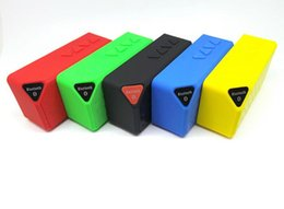 Wholesale Portable Mini Amplifier Mp3 Player - bluetooth speakers subwoofer X3 mini portable wireless mini bluetooth speaker 30 inch amplifier for music outdoor handfree