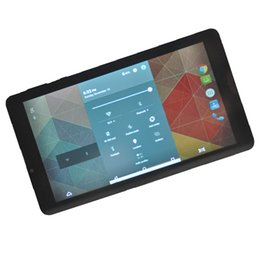 Wholesale Ips Capacitive Phone Call - 7 inch IPS MTK8321 Quad Core Android 6.0 tablet pc 3G phone call 1G 8G FM GPS Bluetooth Dual SIM Dual Camera