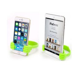 Wholesale Iphone Table Mount - Phone Holder Bed Thumb Cell Smartphone Tablet Accessory Mount Stand Support Desk Desktop Table Stents For iPhone Samsung