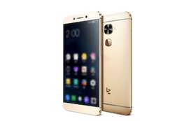 Wholesale S3 Phones 4g - Original LeEco X626 Mobile Phone MTK Helio X20 5.5 Inch FHD Smartphone 4G LTE 4GB RAM 32GB ROM Letv S3 Android Phone