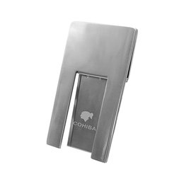Wholesale Ashtray Stands - COHIBA Practical Gadgets Silver High Quality Stainless Steel Foldable Stand Showing Portable Cigar Ashtray Holder A028