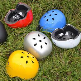 Wholesale Bicycles For Children - Professional Hip-hop Boy Helmet Children Outdoor Sport Skateboard Skating Helmet Bicycle Helmet for Kids  Adults Free shipping