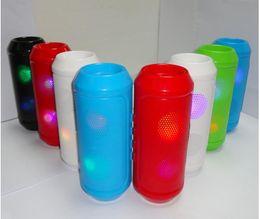 Wholesale Boom Speakers - 2016 Pill XL Bluetooth Speaker LED Light Flash Pulse Wireless Mini Subwoofer Audio Amplifier Music Boom Box support TF FM Line In Jack