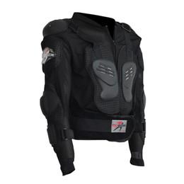 Wholesale Motocross Armour - Full body motorcycle armor jacket back motocross protection armadura jaqueta protective gears armour HX-P13