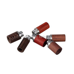 Wholesale Mod Wood Wholesale - e cig Hot 510 Drip Tips wood style drip tips dct protank vivi nova evod atomizer mouthpieces e cig rba rda vaporizer mod e cigarettes