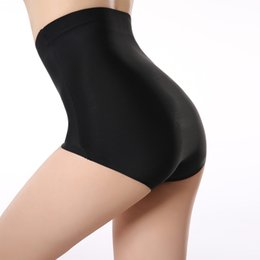 Wholesale Sexy Slim Butt - Women Sexy Butt Lifter Control Panties Slim Seamless Body Shaper High Waist Trainer Underwear Corsets