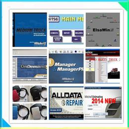 Wholesale Alldata For Heavy Trucks - 2017 alldata 10.53 with mitchell manager + mitchell ultramate collision+mitchell on demand + vivid + atsg+ moto heavy truck 49in1 1000gb
