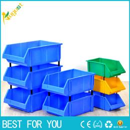 Wholesale Parts Organizer Box - Plastic part box classify storage box bin in ecommerce warehouse garage classify storage warehouse box case