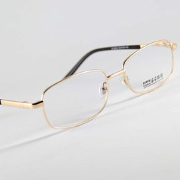 Wholesale Reading Glasses Gold Frame - Reading Glasses Eyeglasses Frames Eyewear Fashion Gold Presbyopia hyperopia Long Distance Vision Sping Temples 0.75 1.00 1.25 1.50 1.75 2.75