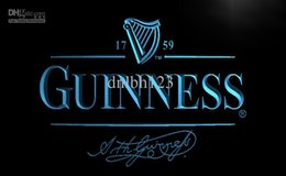 Wholesale Guinness Beer Commercial - LE057-TM Guinness Alec Arth Beer Bar Club Light Signs. Advertising. led panel