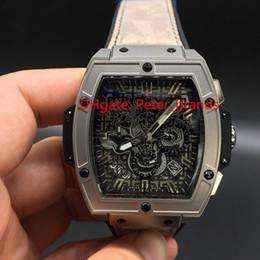 Wholesale Dragon Battery - Spirit of Dragon Ayrton Senna h watches chronomete full function Tonneau mens brand limited edition wristwatch