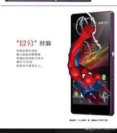 Sony xperia e4 écran en Ligne-0.3mm Pour Sony xperia Z3 Z2 M4 E4 T3 Premium Verre Trempé Film Protecteur D'écran Anti-Explosion Sans Emballage de Détail DHL