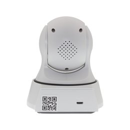 Wholesale Wireless Camera Scanning - HD 720P IP Camera Wi-Fi CCTV Cam Security Network Kamera WiFi Wireless IP kamery Baby Monitor Audio QR CODE Scan Connect
