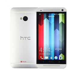 "Wholesale One 2gb - Original Unlocked HTC ONE M7 Smartphone GPS WIFI 4.7"" TouchScreen 2G 32G Quad Core Refurbished"