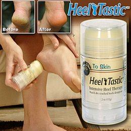 Piede incrinato online-EHeel Tastic Cracked Foot Cream Heel Repair Therapy Dry Cracked Heels Disappear 165G 100Ppcs DHL NAR102