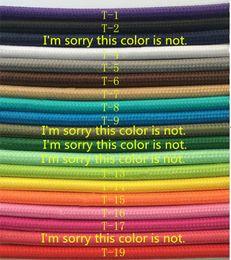 Canada Gros-10 m / beaucoup de 2 câble d'alimentation électrique câble câble d'alimentation en tricot textile à tricoter cheap cloth braided wire Offre