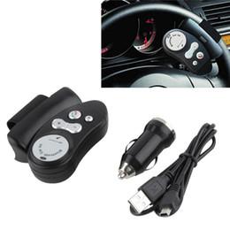 2016 volante universal manos libres Bluetooth Wireless Car Speaker Kit de teléfono para iPhone para Samsung Mobile envío gratis desde fabricantes