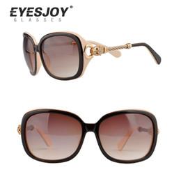 Wholesale Vintage Framed Butterflies - Luxury Women Brand Designers Sunglasses for Men Leopard Head Diamonds Frame Vintage Sun glasses with Original Box CT0131