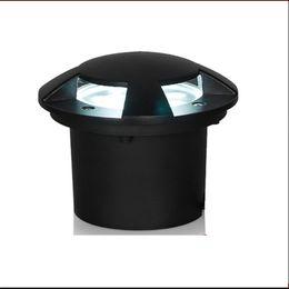 Wholesale Light Hood - LED underground lamps with lens hood, 12W light barrier inground light,IP67 stair, garden,landscape light outdoor lighting AC85-265V