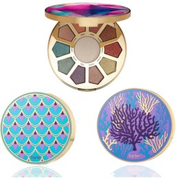 Wholesale Matte Glitter Wholesale - Tarte Make Believe In Yourself & Rainforest Of The Sea Highlighters Eyeshadow Palette dhl ship