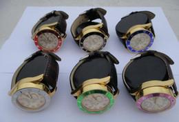 Relógio de moagem de tabaco on-line-watchgrinder em um Portátil 42mm 2 peças watch estilo liga de zinco moedor de ervas para o tabaco de fumar herbal moedores de fumar HX016-3 atacado