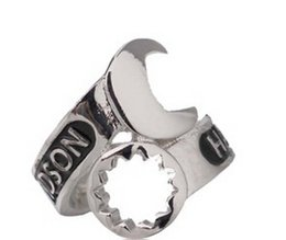 Wholesale Spanner Jewelry - Spanner Ring For Men Cool Alloy Jewelry Popular Awesome European Style Hot Wholesale Party Easter New