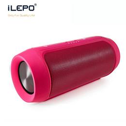 Wholesale Mini Rechargeable Portable Speakers - Hands-free Function Speaker Charge2+ 1200mAH Rechargeable Battery Wireless Bluetooth Streaming Handfree Speakers Waterproof Speaker DHL Free
