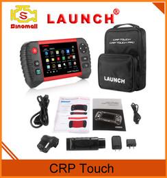 Wholesale Software For Launch X431 - Original Launch CRP TOUCH Automotive Systems Electronics Vehicle Diagnostics Tool Launch X431 Professional Diagnostic WiFi Car Repair Tool