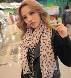 Wholesale Graffiti Shawl - Wholesale-2016 Fashion Women Soft Chiffon Colorful Sweet Cartoon Cat Kitten Scarf Graffiti Style Shawl Girls Christmas Gift Fast Shipping