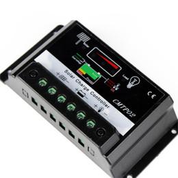Canada Vente en gros- Haute Qualité 10A MPPT Régulateur de Batterie Solaire Contrôleur de Charge 12 V 24 V Interrupteur Automatique M00 PK 2015 NOUVEAU cheap battery 12 volts Offre