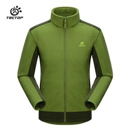 Wholesale Fleece Gore Tex - Windproof Camping Jackets Men Winter Thermal and Breathable Outdoor Sport Camping Coats Outdoor Camping Fleece Jackets