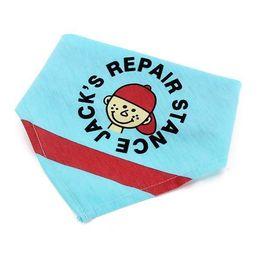 Wholesale Children Scarfs Triangle - Baby Boys Girls Fashion Bibs Kid Children Saliva Towel Apron Triangle Head Scarf