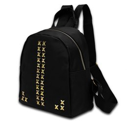 Wholesale American Girl School Backpack - Girl Oxford Cloth Backpacks Student School Bags Girl Backpacks Female Casual Travel Bag Mochila Factory Wholesale