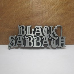 Wholesale Pewter Metals - BuckleHome fashion music belt buckle metal belt buckle with pewter finish plating FP-02680 free shipping