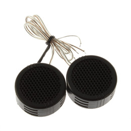 Wholesale tweeter wholesale - TP-005A TiaoPing Universal car speaker High Efficiency Mini Dome Tweeter Loudspeaker 2x 500W Super Power Audio Sound Klaxon Tone For Car