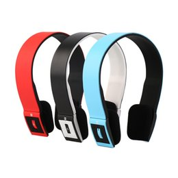 Wholesale Wireless Navigation - New Noise Reduction wireless Bluetooth stereo Headphones V4.1 Support Handsfree with Intelligent Voice Navigation Cellphones Tablet PC