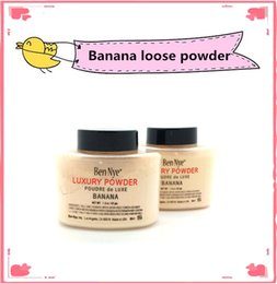 Wholesale Oz Mix - Quality Ben Nye Luxury Powder 1.5 OZ New Natural Face Loose Powder Waterproof Nutritious Banana Brighten Long-lasting Free Shipping 1 pc