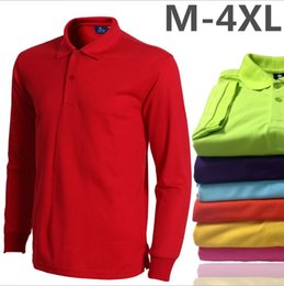 Wholesale Knit Striped Shirt - New Men embroidery Polo Shirt Fashion Quality Brand Knitted Cotton Striped long Sleeve Casual shirt Male Camisa Polo Shirt Breathable