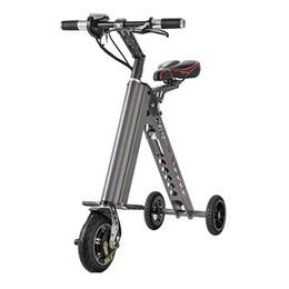2017 3 roues Mini Pliable Vélo Électrique Hoverboard 7.2AH Alliage Pliant Électrique Vélo E-vélo Scooter Facile Pliage Scooter ? partir de fabricateur