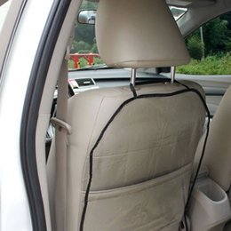 Wholesale Back Seat Covers For Cars - Car Auto Seat Back Cover Protect back of the seats Simply install For baby