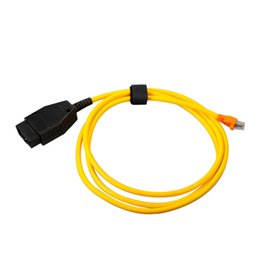 Wholesale Icom Code - New arrival for BMW ENET (Ethernet to OBD) Interface Cable E-SYS ICOM Coding F-Series