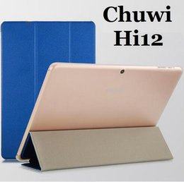 """Wholesale Tablet Leather Protective Cases - Original PU leather case For Hi12 12"""" Tablet PC high quality Leather Stand Flip Protective Cover Case For Hi12 Tablet"""
