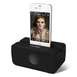 Wholesale Iphone 4s Sound Speaker - HOT New 2014 Wireless Induction Speakers Portable Music Sound Box Mini Speaker For Computer  iPhone 4 4S 5 5C 5S