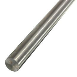 8mm stange online-8mm Titan Ti Grade GR5 Titanlegierung Rod Bar Länge 250mm
