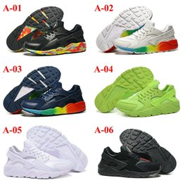 Wholesale Womens Size 11 Boots - 20Color! 2016 New arrival Drop Shipping Wholesale Trainers Air Huarache Run Mens Womens Athletic Sneakers Running Shoes Size 5.5-11