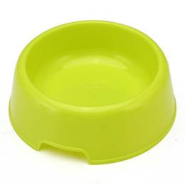 Wholesale Plastic Bowl Slip - High quality single pet supplies raised dog bowls dog food bowls of non slip wear resistant pet bowls