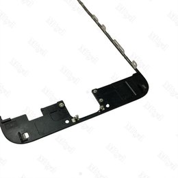 Wholesale Iphone Hot Frame - 100pcs High quality Front Frame Middle Bezel LCD Supporting Frame With hot glue For iphone 6 4.7 plus inch Free shipping DHL