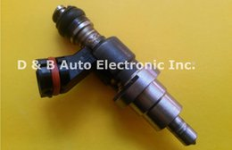 "Wholesale Toyota Wholesale Japan - 4pcs   Lot ""HOT SALE"" Japan Original Denso Fuel Injectors 23250-28030 23209-28030 Injektors For Toyota"